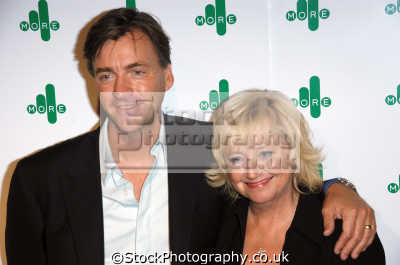 richard madeley judy finnigan husband wife tv presenters television celebrities celebrity fame famous star people persons portraits united kingdom british