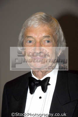 richie benaud obe tv cricket commentator pundit presenters television celebrities celebrity fame famous star people persons portraits united kingdom british