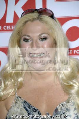 vanessa feltz british tv presenter presenters television celebrities celebrity fame famous star people persons portraits united kingdom