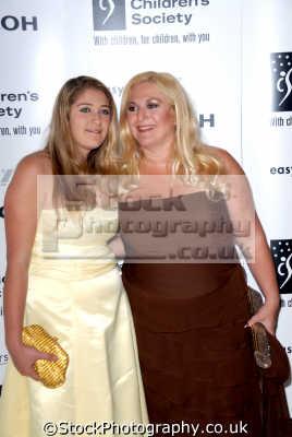 vanessa feltz british tv presenter. pictured daughter presenters television celebrities celebrity fame famous star people persons portraits united kingdom