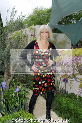 jo wood wife rolling stone guitarist ronnie wood. celebrities celebrity fame famous star people persons portraits united kingdom british