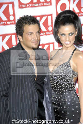 katie price aka jordan husband peter andre celebrities celebrity fame famous star people persons portraits united kingdom british