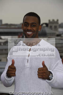 richard blackwood british comedian tv presenter actor presenters television celebrities celebrity fame famous star people persons black portraits united kingdom