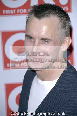 gary rhodes british tv celebrity chef chefs celebrities fame famous star people persons portraits united kingdom