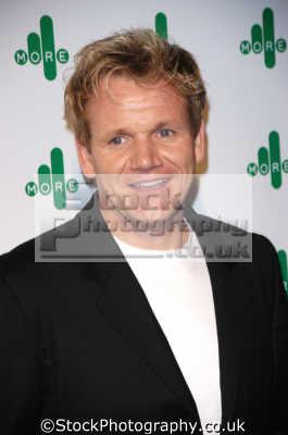 gordon ramsay british celebrity chef tv presenter chefs celebrities fame famous star people persons portraits united kingdom