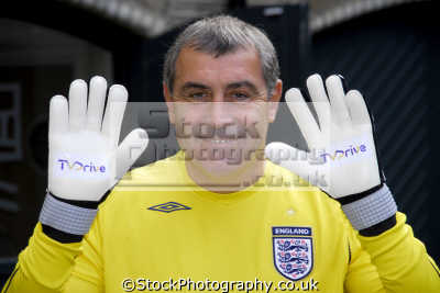 peter shilton mbe obe england goalkeeping legend footballers players soccer football sport sporting celebrities celebrity fame famous star people persons goalkeeper portraits united kingdom british