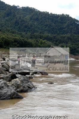 mekong river thailand asian travel asia lao people democratic republic laotian