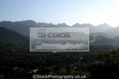 mountain scenery laos south east asia. asian travel asia lao people democratic republic laotian
