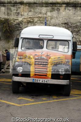 buses malta european travel maltese europe