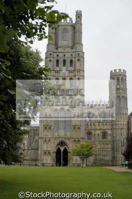 ely cathedral cambridgeshire uk cathedrals worship religion christian british architecture architectural buildings home counties england english great britain united kingdom