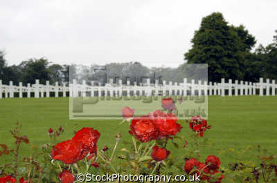 american war cemetery madingley cambridge uk parks gardens environmental fallen heroes dead soldiers graves cambridgeshire home counties england english great britain united kingdom british