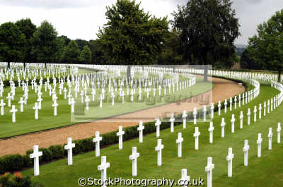 american war cemetery madingley cambridge uk parks gardens environmental fallen heroes dead soldiers graves crosses military cambridgeshire home counties england english great britain united kingdom british