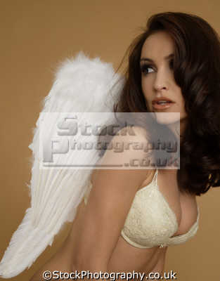 sexy angel angels divine angelic guardian costumes costumed people persons