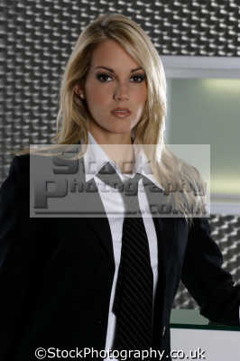 blonde mens suit tie blondes pigment pheomelanin yellow colour color women woman female females feminine womanlike womanly womanish effeminate ladylike people persons cross dressing
