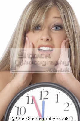 teenager concerned late body language people persons time hurry hurried overdue worried