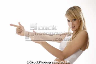 shooting hip hand gestures non-verbal non verbal nonverbal communication body language people persons
