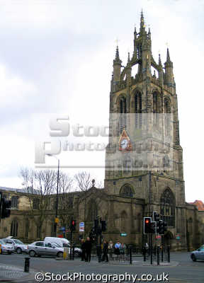 st nicholas cathedral newcastle. uk cathedrals worship religion christian british architecture architectural buildings tyne anglican church yard lantern tower newcastle-upon-tyne newcastle upon tyne newcastleupontyne geordies geordy northumberland northumbrian england english great britain united kingdom