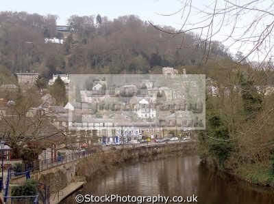 river derwent matlock bath uk rivers waterways countryside rural environmental abraham pavillion a6 peak district derbyshire england english great britain united kingdom british