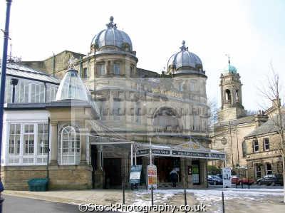 buxton opera house uk theatres theater theatrical venues british architecture architectural buildings derbyshire theatre concert music drama comedy england english great britain united kingdom