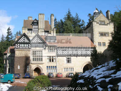 cragside craigside victorian philanthopist historical uk buildings history british architecture architectural armaments automation innovation hydraulic swing bridge national trust northumberland northumbrian england english great britain united kingdom