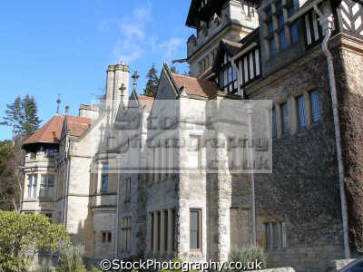 cragside armstrong house rothbury craigside victorian philanthopist historical uk buildings history british architecture architectural armaments automation innovation hydraulic swing bridge national trust northumberland northumbrian england english great britain united kingdom