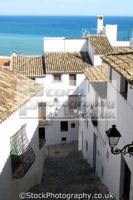 old town altea alicante spain costa blanca mediterranean murcia spanish espana european travel benidorm hacienda holiday spanien españa espagne la spagna europe
