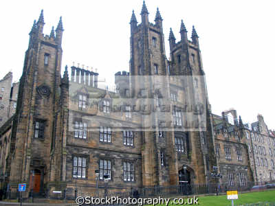 mound place edinburgh scotland buildings architecture london capital england english uk royal mile princes street gothic midlothian central scottish scotch scots escocia schottland great britain united kingdom british