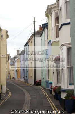 fishing village appledore near bideford devon. rural britain countryside rustic pastoral environmental uk river estuary torridge devon devonian england english great united kingdom british