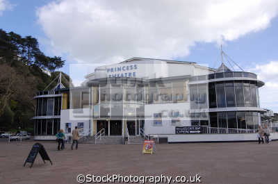 princess theatre torquay uk theatres theater theatrical venues british architecture architectural buildings devon devonian england english great britain united kingdom
