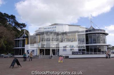 princess theatre torquay uk theatres theater theatrical venues british architecture architectural buildings devon devonian england english great britain united kingdom
