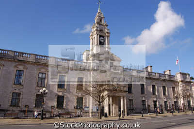 town hall torquay uk halls government buildings british architecture architectural devon devonian england english great britain united kingdom