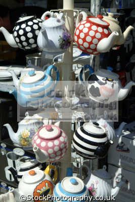 teapots abstracts misc. cornwall cornish england english great britain united kingdom british