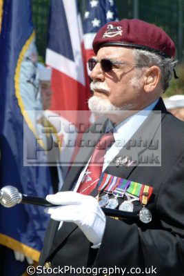 world war veteran d-day d day dday commemoration british army armies uk military militaries wwii ww2 cornwall cornish england english great britain united kingdom