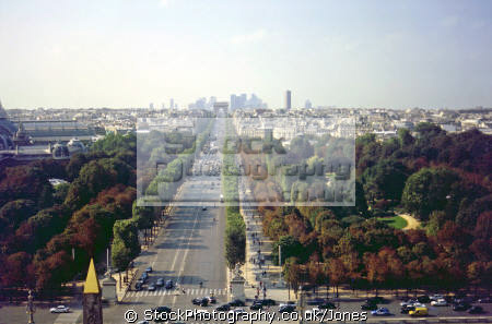 view carousel place la concorde paris. french european travel champs elysees fense defense arc triumphe obelisk ob lisque paris parisienne france francia frankreich europe