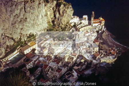town atrani torre dello ziro. southern italy italian european travel costiera amalfitana campania neopolitan napoli naples amalfi coast italien italia italie europe