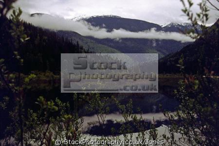 shuswap lake british columbia canada wilderness travel shushwap kamloops trans highway cloud canadian rockies