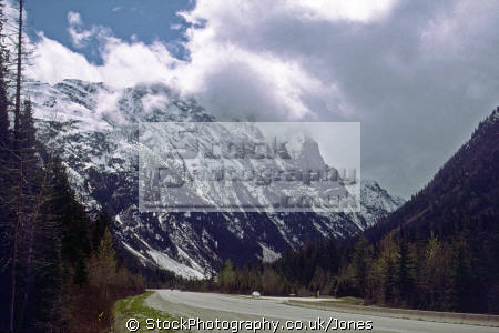 trans-canada trans canada transcanada highway british columbia canada. wilderness travel canadian rockies canada
