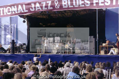 national jazz blues festival plumpton racecourse 1970. onstage band caravan. rock bands roll pop stars celebrities celebrity fame famous star people persons popular music live openair concert sussex home counties england english great britain united kingdom british