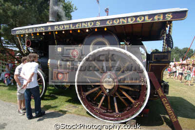 anderton rowland gondolas steam engine gladiator engines transport transportation uk cornwall cornish england english great britain united kingdom british