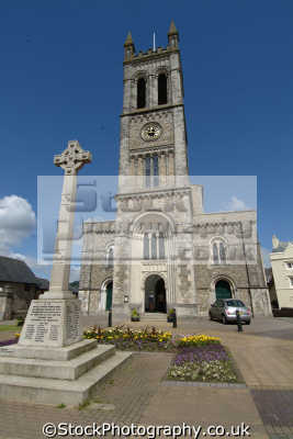 st.paul st paul stpaul parish church honiton devon uk churches worship religion christian british architecture architectural buildings devonian england english great britain united kingdom