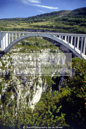 pont soleils bridging gorge du verdon provence france. cote azur riviera mediterranean south french european travel grand canyon turquoise crystal clear corniche sublime limestone provence-alpes-côte provence alpes côte provencealpescôte france la francia frankreich europe