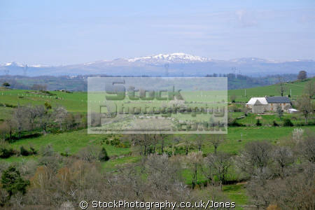 typical countryside aveyron france snow-covered snow covered snowcovered mountains cantal distance. french landscapes european travel puy mary plombe river lot midi-pyrenees midi pyrenees midipyrenees auvergne la francia frankreich europe