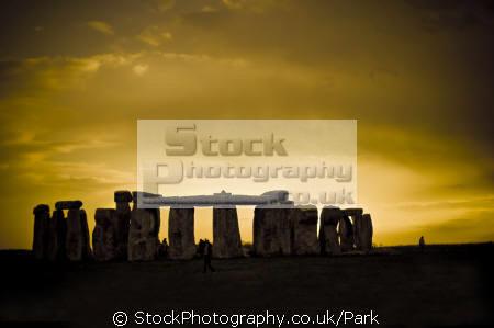 stonehenge sunset bath south west england southwest country english uk salisbury famous places prehistoric monument mystery wiltshire wilts great britain united kingdom british