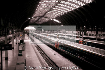 paddington station uk railway stations railways railroads transport transportation west london underground train platform isambard kingdom brunel britain westminster cockney england english great united british