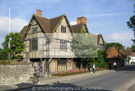 halls croft historical uk buildings history british architecture architectural warwickshire stratford-on-avon stratford on avon stratfordonavon england english great britain united kingdom