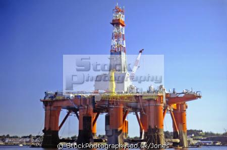 oil exploration platform brought stavanger norway maintenance industry industrial uk business commerce rig derrick anchored norge engineering petroleum crude fjord kongeriket norwegan