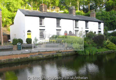 lakeside cottages north west northwest england english uk lymm cheshire cottage great britain united kingdom british
