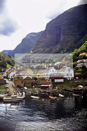 pretty village undredal norway aurlandfjord. european travel flam flåm ferry boat aurlandfjord nutshell kongeriket norge europe norwegan