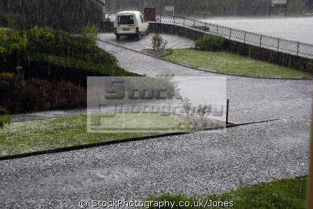 photo taken severe hail storm stones 2cm diameter sky natural history nature misc. weather meteorology cumulo-nimbus cumulo nimbus cumulonimbus thunder rain cell lightning cloud-burst cloud burst cloudburst downpour correze limousin france la francia frankreich europe european french