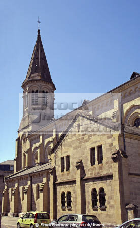 church saint sernin brive-la-gaillarde brive la gaillarde brivelagaillarde france french buildings european travel eglise correze limousin city cite centre law court legal la francia frankreich europe